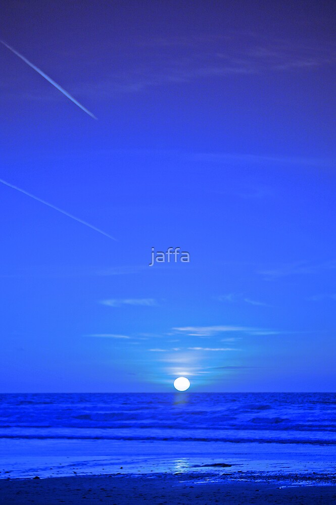 sun sun blue by jaffa