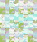 Subtle Resonances (Tropical Garden Lyricism) by Kerryn Madsen-Pietsch