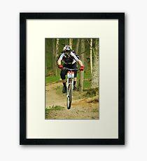 James Hughes Framed Print