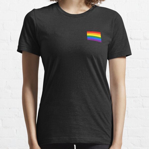 Gay Pride Flag - Minimalist T-Shirt Essential T-Shirt