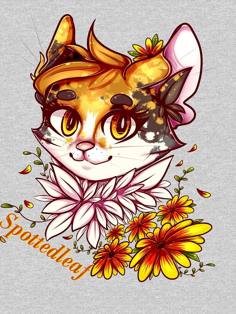 Spottedleaf Krieger Katzen von PurpleTheKitty