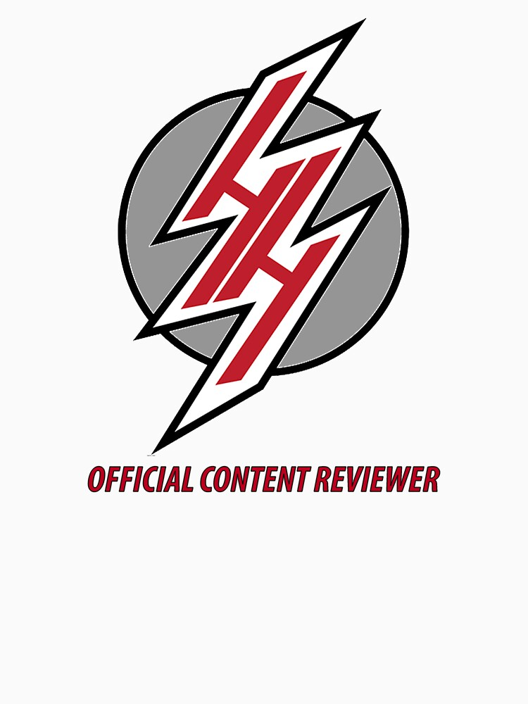 "Hentai Haven ""Official Content Reviewer"" Large Print by KozuraKZO"