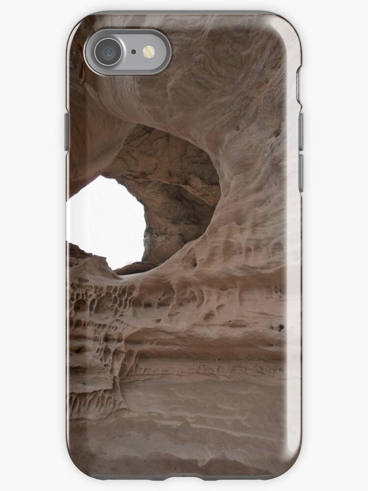 Sandstone Cave by vanpeltfoto