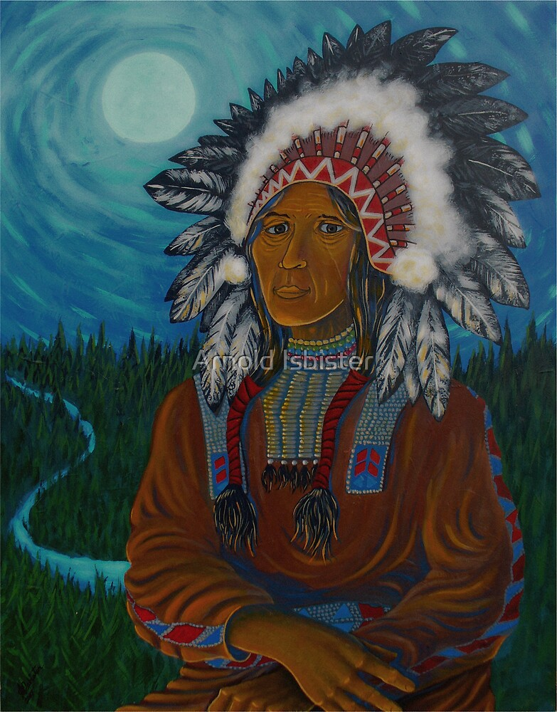 The Chief by Arnold Isbister