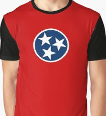 Flag of Tennessee Graphic T-Shirt