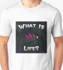 Pyukumuku What is Life?  Unisex T-Shirt
