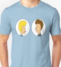 he-he-he-he-he-he-he Unisex T-Shirt