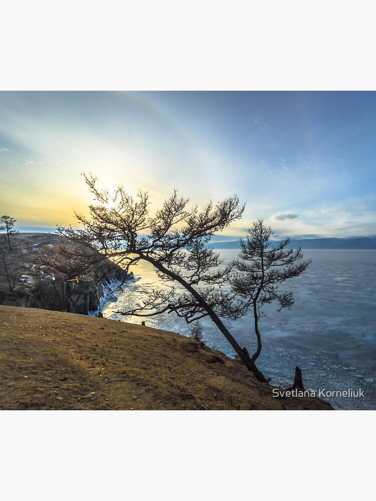 Harsh beauty of lake Baikal by SvetlanaKorneli