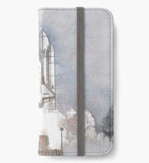 Space Shuttle Launch iPhone Wallet/Case/Skin