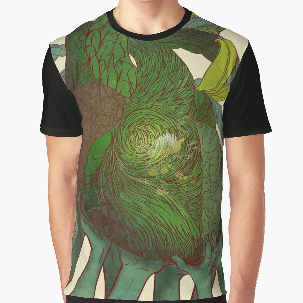 Wildheart Graphic T-Shirt