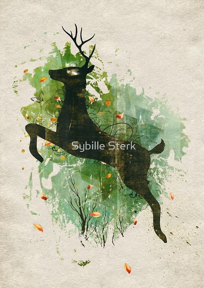 Burst of Nature by Sybille Sterk