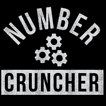 Number Cruncher by cupacu