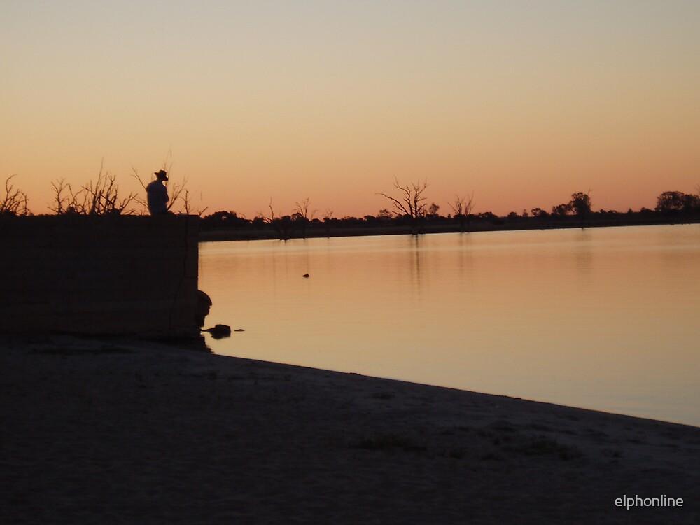 remember Barmera sunset by elphonline