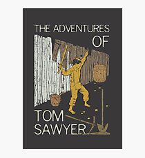 Books Collection: Tom Sawyer Photographic Print