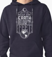 Mumford Typography (earth) Pullover Hoodie