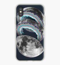 Geode Moon iPhone Case