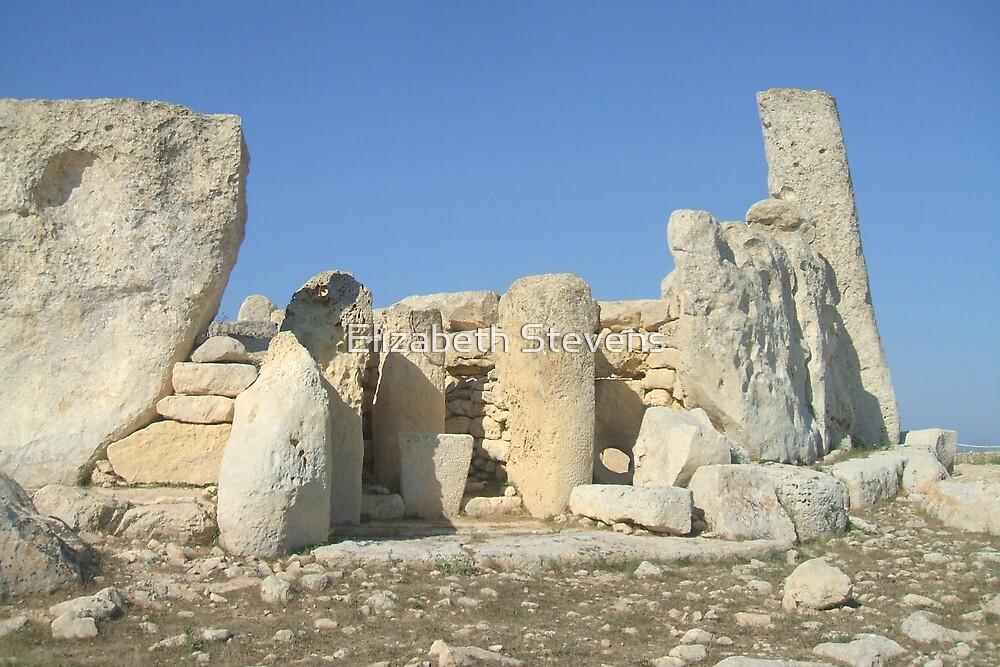 Malta Temple by Elizabeth Stevens