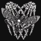 Deathshead Moth by ZugArt