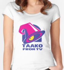 Taako Bell Women's Fitted Scoop T-Shirt