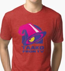 Taako Bell Tri-blend T-Shirt