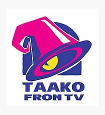 Taako Bell Photographic Print