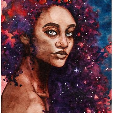 Galaxy Queen by PrendorianCrab