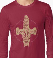 Free Skies (gold) T-Shirt