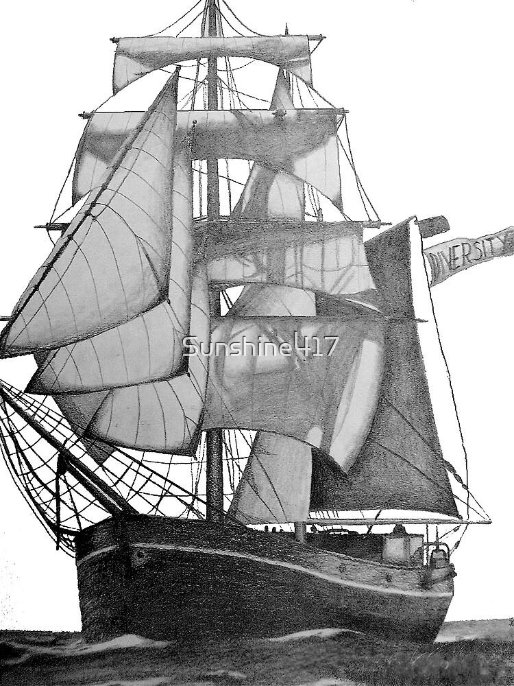The Ship Diversity by Sunshine417