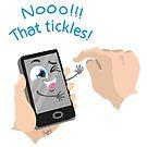 Nooo !!! That tickles! by Kopfzirkus