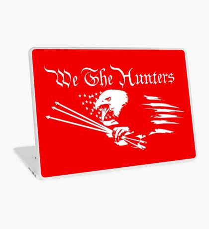We The Hunters Laptop Skin