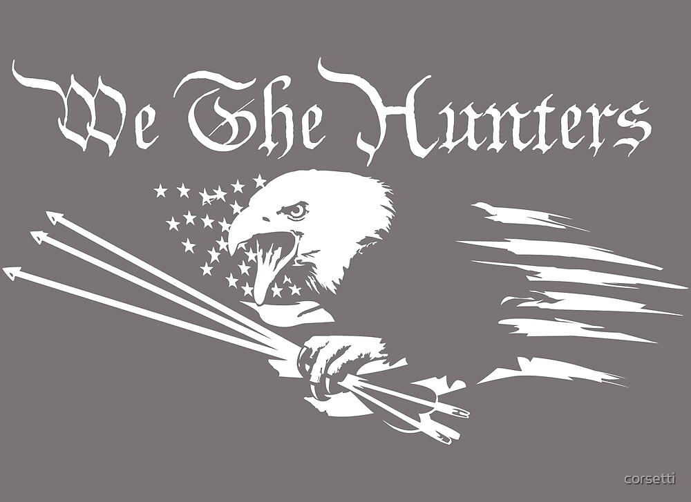 We The Hunters by corsetti