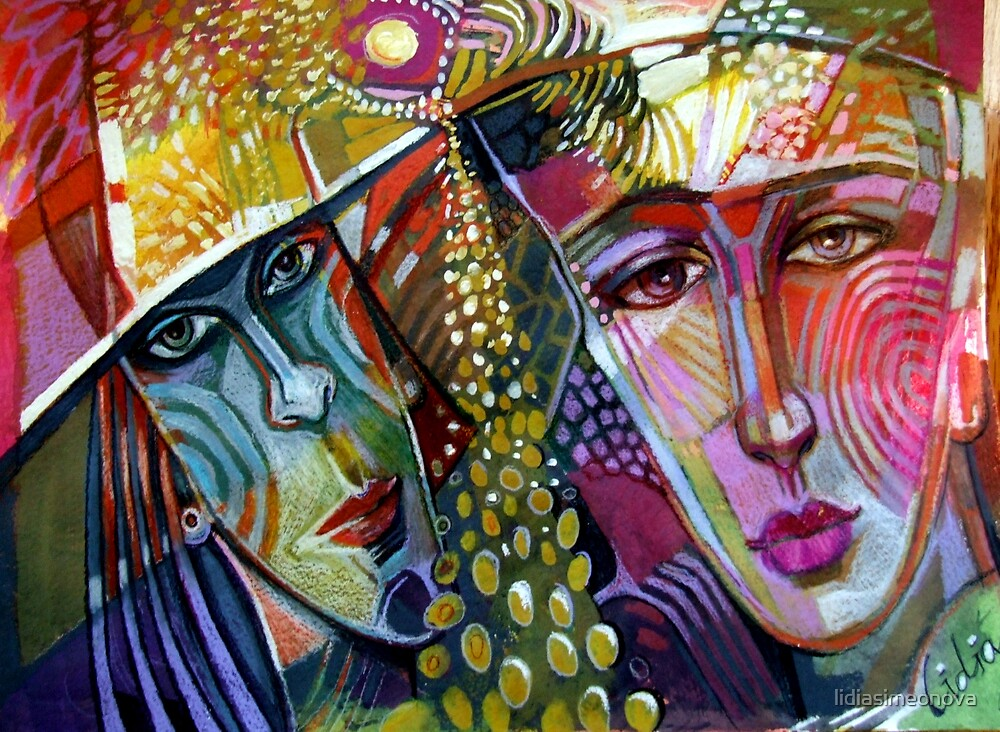 It is a new beginning by lidiasimeonova