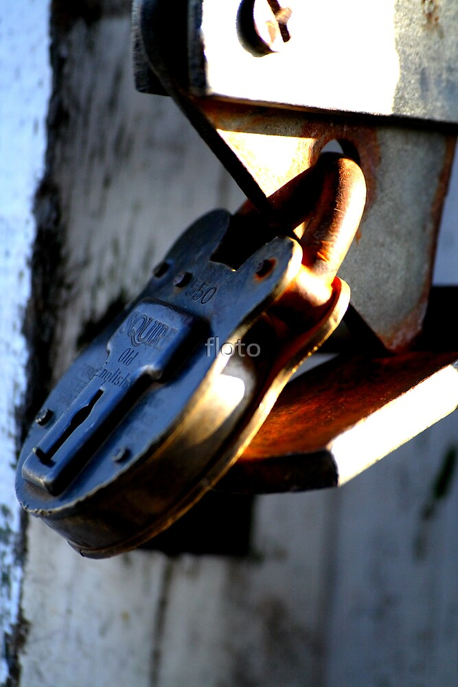 Locked Away by floto