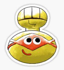 Biff (Sugimori) Sticker