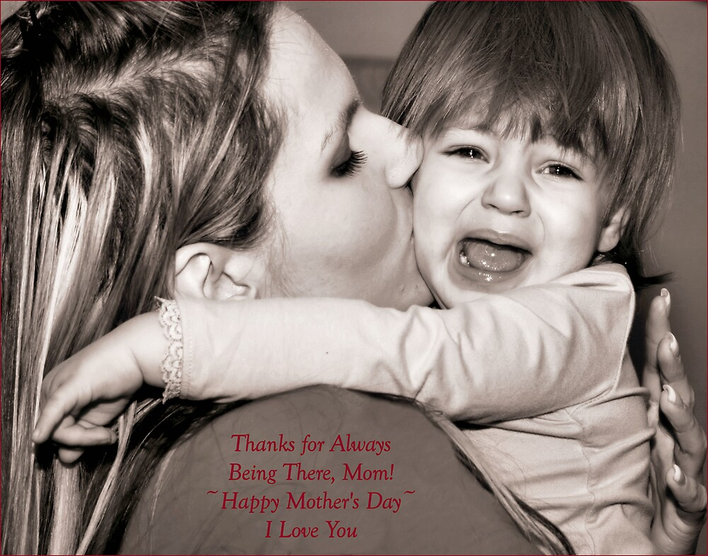 Happy Mother's Day MOM by Stacey Milliken
