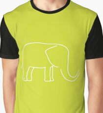 For the love of Elephants Graphic T-Shirt