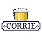 Corrie Drinking Team by JohnnyMacK