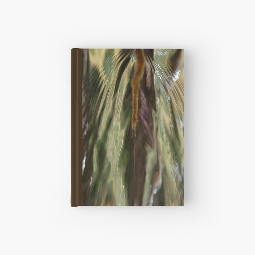 Dances with Water Hardcover Journal