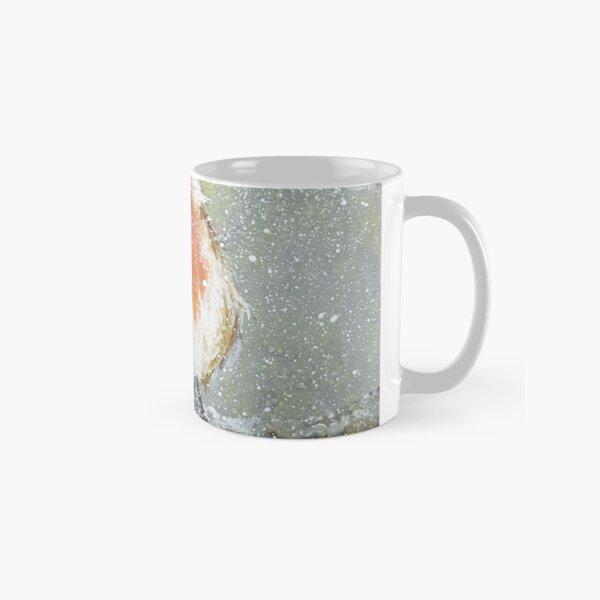 Little Robin Classic Mug