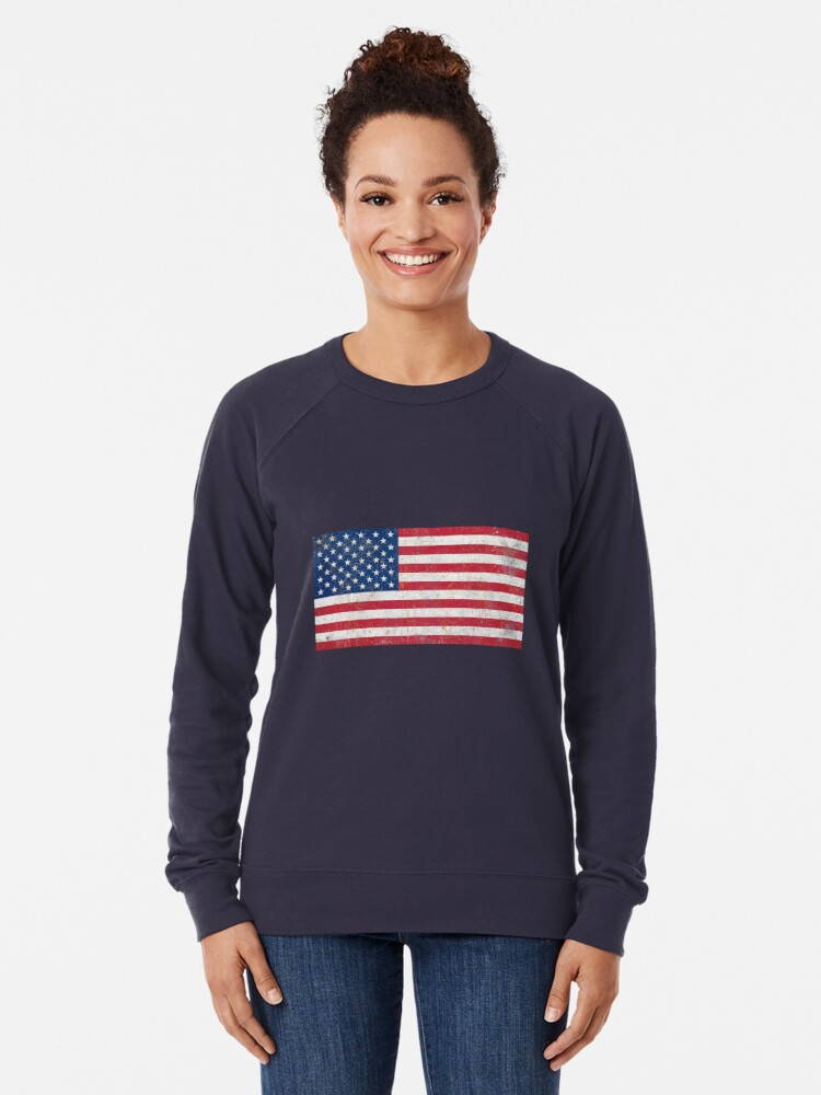 Vista alternativa de Sudadera ligera Estados Unidos