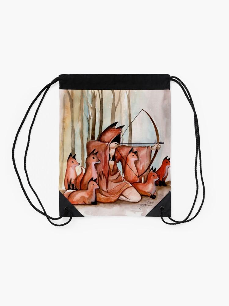 Alternate view of Pride Drawstring Bag