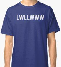 "Chicago Cubs - World Series Champions ""LWLLWWW"" T-Shirt/Tank Classic T-Shirt"