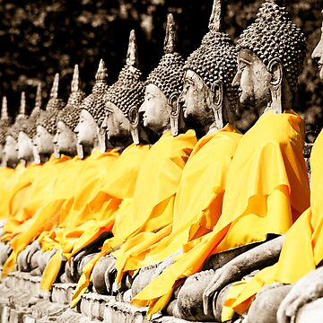 Buddhist Purity by MarnieK