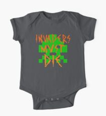 INVADERS MUST DIE I Kids Clothes