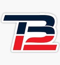 tb12 Sticker