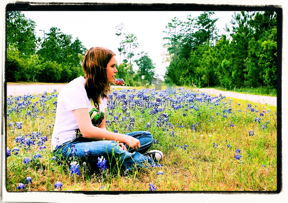 In The Bluebonnets by MorganAshley