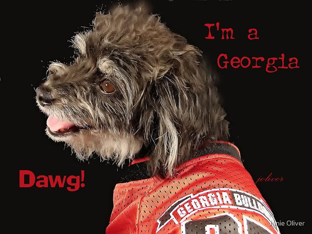 I'm a Georgia Dawg by Janie Oliver