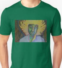 Yellow Hair Unisex T-Shirt
