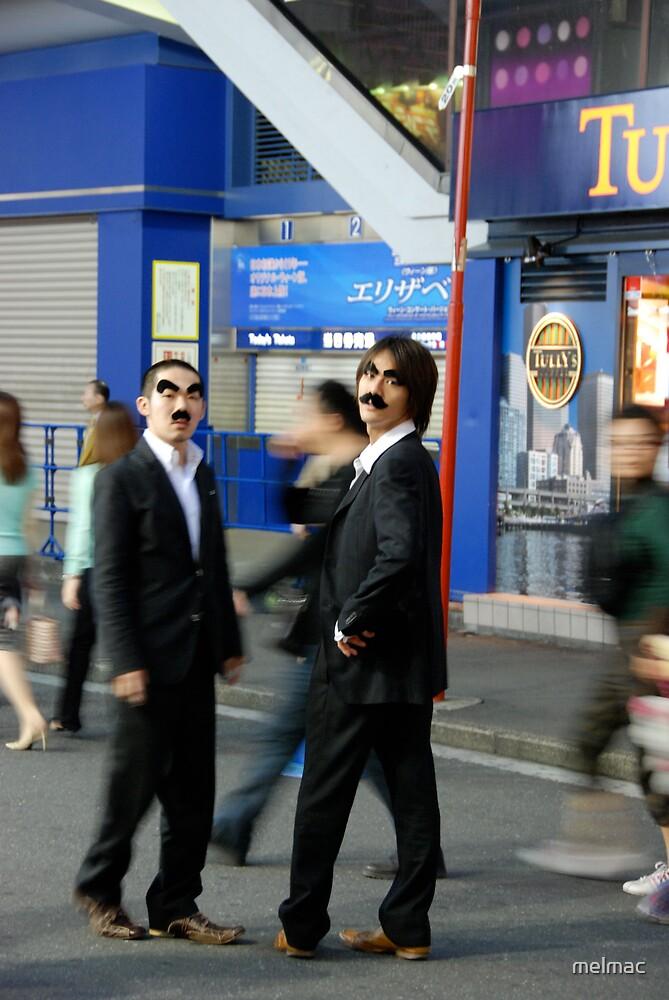 Shinjuku boys by melmac