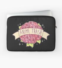 Anime Trash Laptop Sleeve
